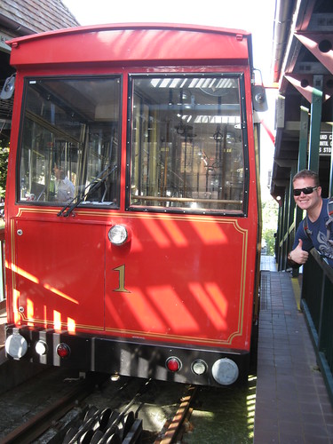 Wellington Cable Car...I approve
