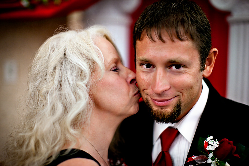 Bethany and Russ Wedding