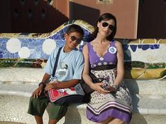 My loves (Ulfio) Tags: 3 estate mosaico niki barcellona localhero parcoguell antonigaud numeroperfetto bubino blippia giardinidimontjuc