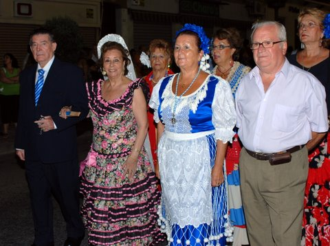 Patrona de Melilla 2009 010