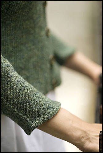 EZs Green Sweater