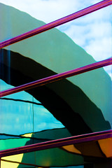 Reflections #6 (booksin) Tags: newmexico color reflection building geometric glass architecture modern office geometry contemporary angles albuquerque structure architectural line offices booksin copyrightbybooksinallrightsreserved