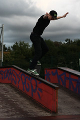 (ben.jamin8000) Tags: skateboard pete fields crook platt