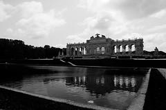 Gloriette - Schnbrunn Palace (astanos) Tags: schnbrunn vienna wien bw austria nb vienne autriche gloriette schnbrunnpalace viennabw palaisdeschnbrunn