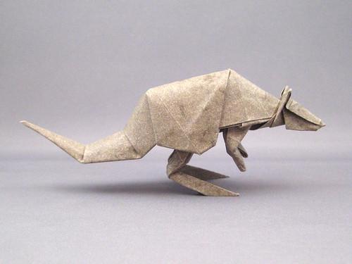Joseph Wu's Origami - Wallaby