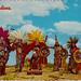 Aztec Indians Vintage Postcard