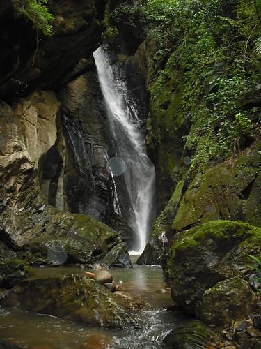 cascada en lachiguiri