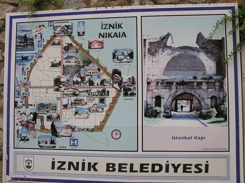3969979400 f2400c6a92 İznik, a csempék városa