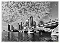 SG SkylineBW (Jayson & Myra) Tags: singapore d300 llavore jaysonllavore