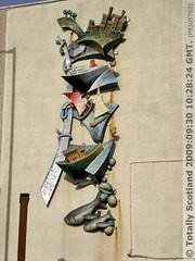 Stornoway wall 1/5