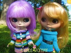 77/365 - Fast friends!