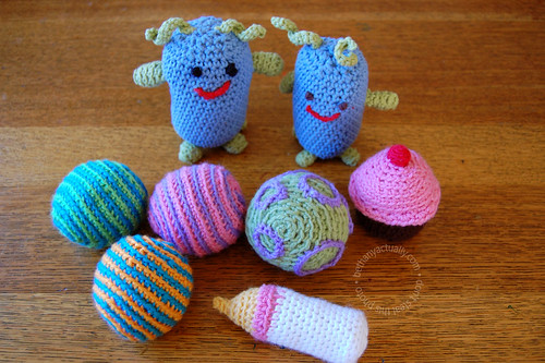 lots of little crocheted things