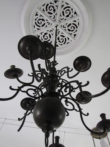 Fhvn Historical Society Chandelier