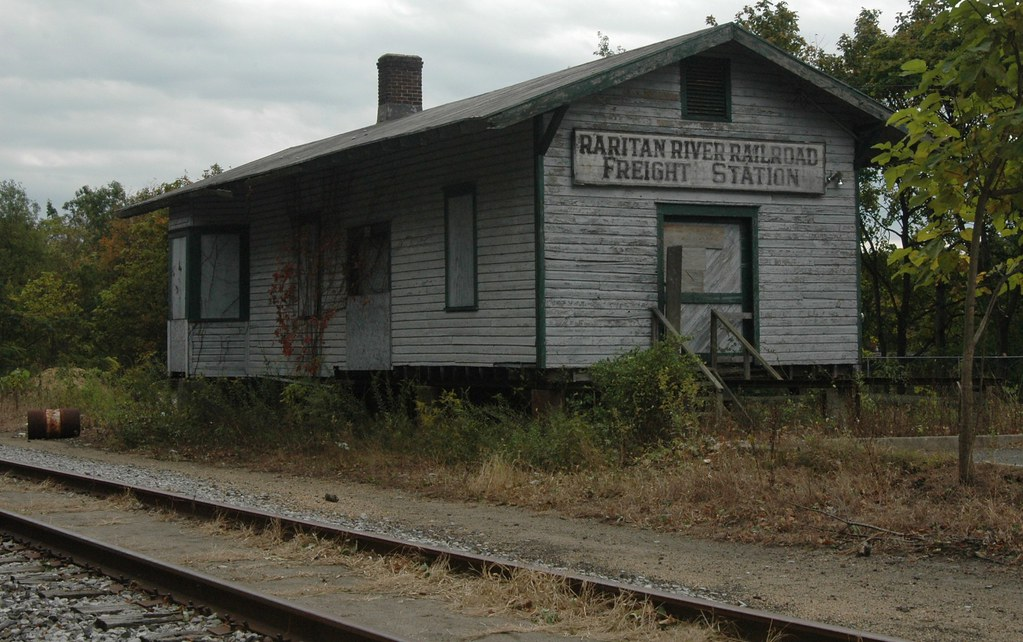 Raritan River Railroad Freight Station #2