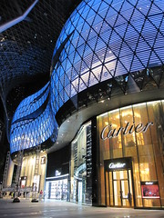 ION in Orchard Rd, Singapore at night (natsu) Tags: light night lights singapore southeastasia nightlights nightshot cartier nightscene nightview  ion    republicofsingapore