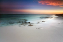 . (Dan. D.) Tags: sea sky cloud seascape color beach water 30 canon landscape mexico long exposure riviera maya playa filter second 5d reverse plage nd3 alemdagqualityonlyclub rbfeatured