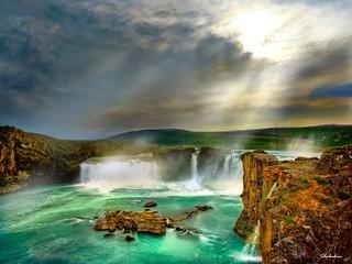 Icelandic landscape #9
