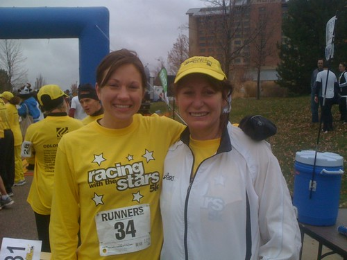 Tera Moody and Lorraine Moller - Marathon Rising Star and Legend