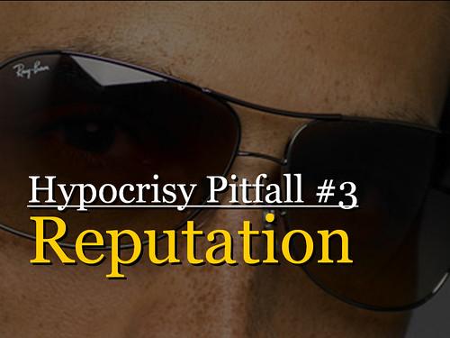 Hypocrisy - Reputation
