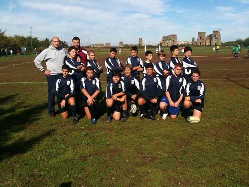 under14 Amatori Tivoli Rugby