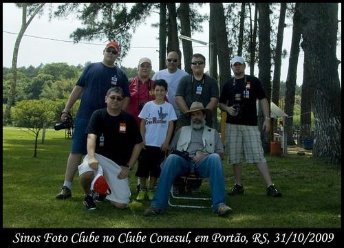 SFC no Clube Conesul