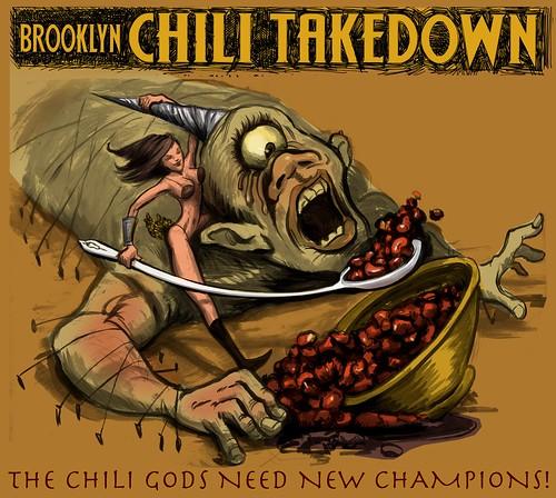 Chili Takedown November '09