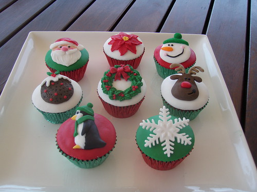 Masterpiece do Mossy - Natal bolinhos