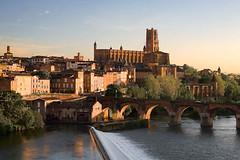 France,Tarn, Albi, la cit piscopale, Patrimoine mondial de l'Unesco (jpazam) Tags: cit cathdrale ccile tarn albi patrimoine cathare humanit croisade
