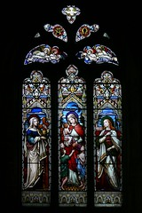 South aisle east window
