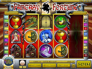 Fantasy Fortune slot game online review