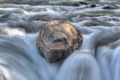 Splitting Hairs (Vinnyimages) Tags: water waterfall rocks canon5d vinny 70200l splittinghairs platinumheartaward vinnyimages wwwvinnyimagescom vinnyimagescom