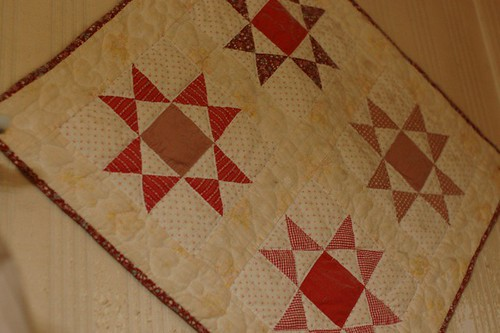 My quilt, about 20 years ago...