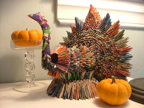 ThanksGiving Peacock