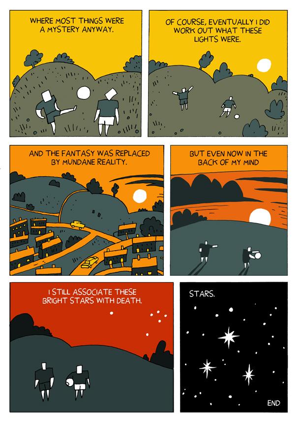 Stars Page Three