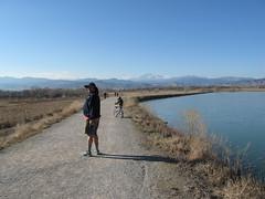 Walking Machintosh Lake