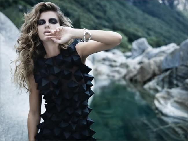 pyramid dress 2