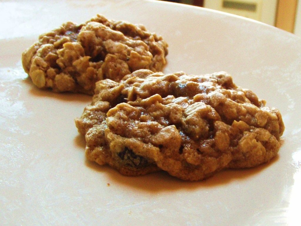 Oatmeal Raisin Cookie - 04
