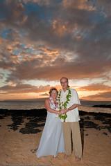 Linda&Don Maui -5283 (Mike Rosati Photography) Tags: ca wedding sunset andy hawaii secretbeach maui rosati makenacove lindamorgan donzacharias