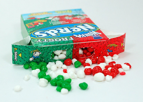 Frosty Nerds Medium Size Box