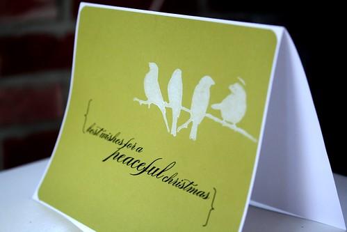 christmas card '09