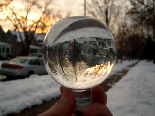 Bottle lens