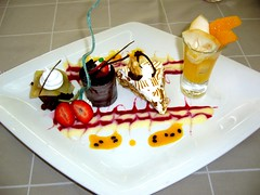(Gabriela Andrea Silva Hormazabal) Tags: chile santiago postre restaurant hotel pastel sheraton elcid pasteles