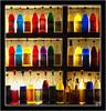 Colors and tastes (Paco CT) Tags: color pattern bottles explore grecia plaka atenas tavern 2009 taberna botellas repeticion ltytr1 pacoct