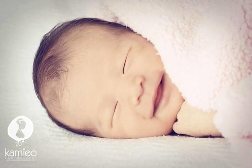 Blogging  Baby E.