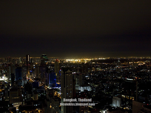 Bangkok Night Scene wallpaper_1600x1200