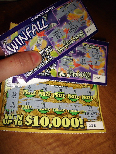 Scratch-off Winnings