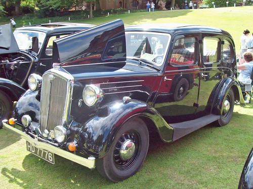 93 Wolseley 12/48 Series III (1946)