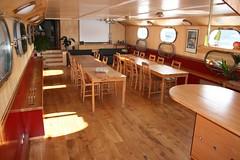 Salle  louer sur la pniche Ange-Gabriel (Pniche Ange-Gabriel) Tags: location fte pniche anniversaire
