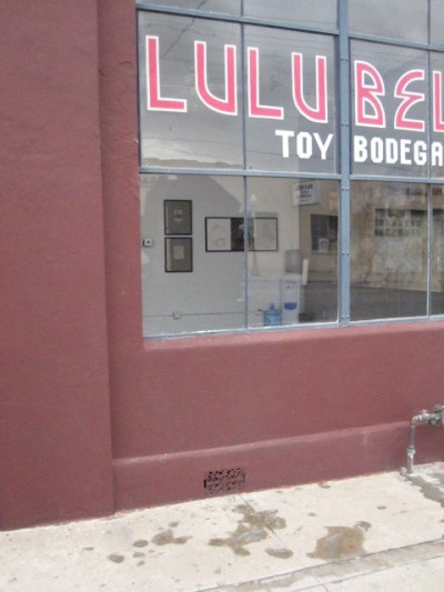 Toy Heist at Lulubell
