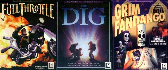 LucasArts Games 04
